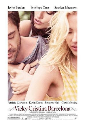 "#94- ""Vicky Cristina Barcelona"" - Woody Allen I think Woody has a bet with someone to see if he can get the word ""pseudo-intellectual"" into every one of his movies.  3/5"
