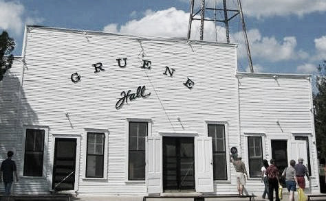 Gruene Hall New Braunfels, TX
