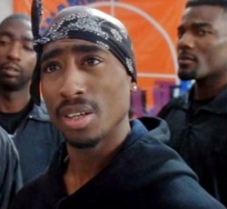 Tupac as Birdie………Above The Rim