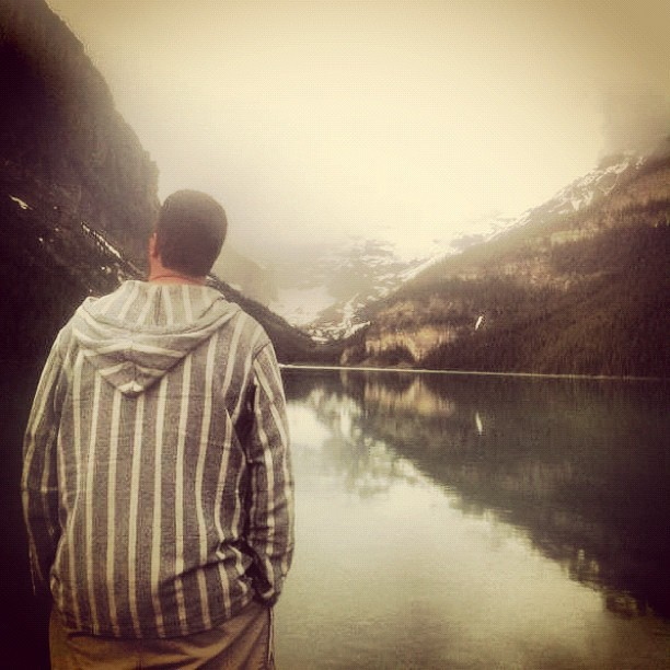#goodbye #banff #lakelouise #canadaisthebest #roadtrip #alberta #beautiful  (Taken with Instagram)