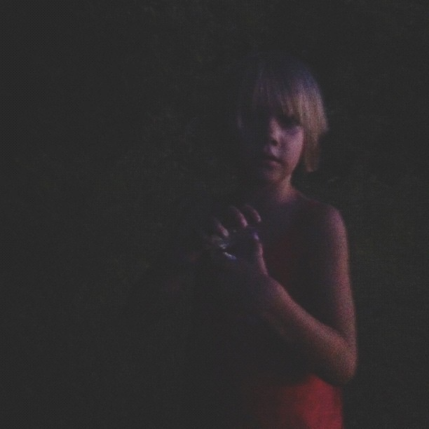 lightning bug catching #vscocam #summerbucketlist #happyfamilymovement  (Taken with Instagram)
