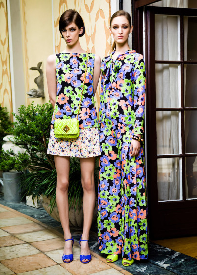 oystermag:  Moschino Resort 2013 Lookbook