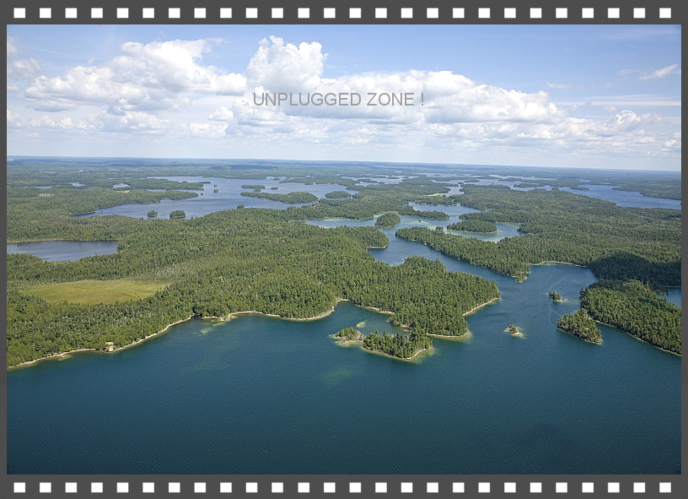 Beautiful Northwestern Ontario from above (via Welcome - The fly in fishing service for Ontario, Canada.)