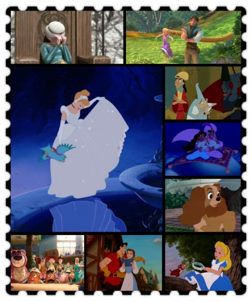 Disney movie collage :)