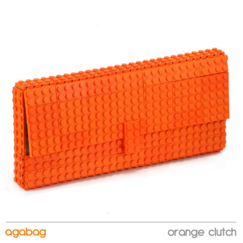 amuseful:  $120 Lego Clutch Bag