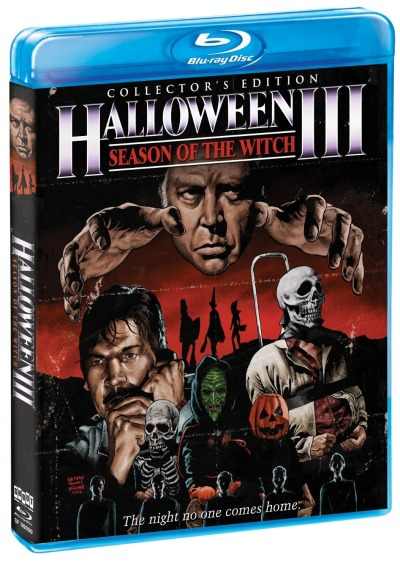 Halloween III: Season of the Witch Collector's Edition Blu-ray coming September 18!