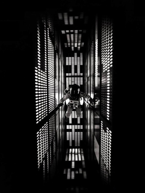 blowjob-from-hell:  Behind The Scenes: 2001: A Space Odyssey.