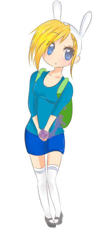 shadowofmefisto:  Fionna again by =natto-99