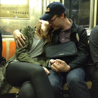 Mets whispers #subway via Instagram