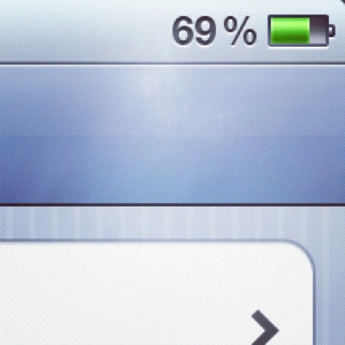 I swear , my favorite number is coming out to play ;)  (Taken with Instagram)