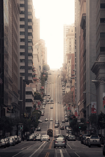 furples:  California. (by lockedcog)