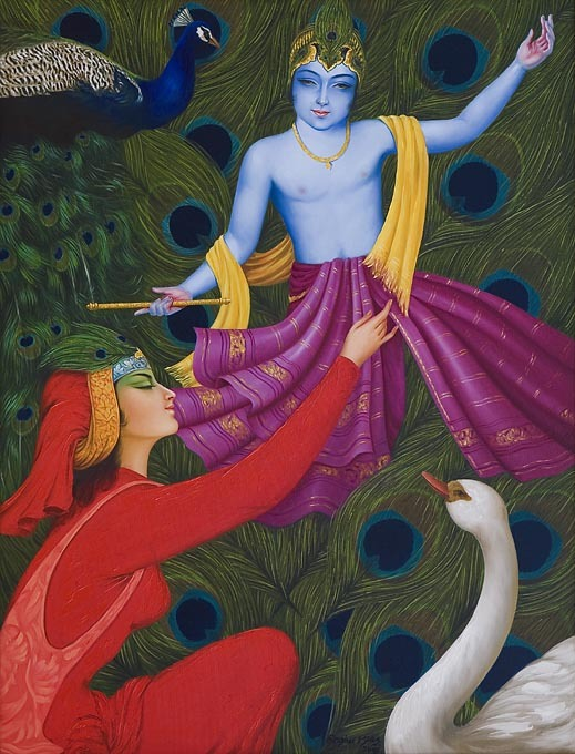 realbroad:  Raghu Vyas, The Mystical Union