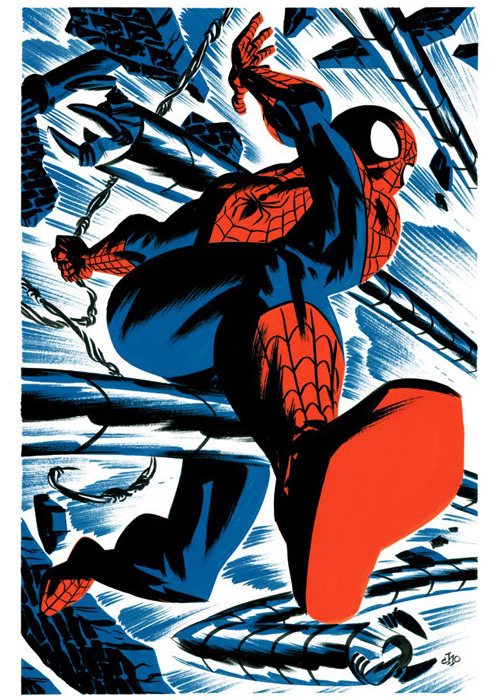 Spider-Man // Michael Cho