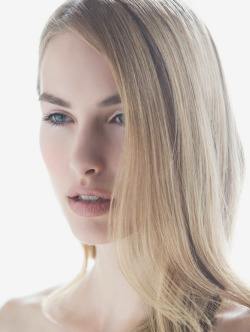 CHLOE looks so lovely in this stunning beauty shot by ERIC HASON. What a face!