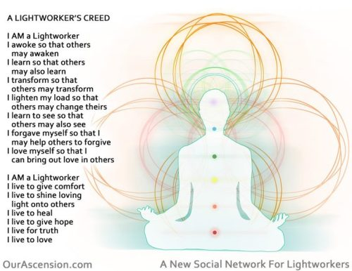 Lightworkers Unite! : )