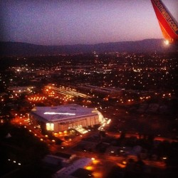 Spotted HP Pavilion #sjsharks (Taken with Instagram)