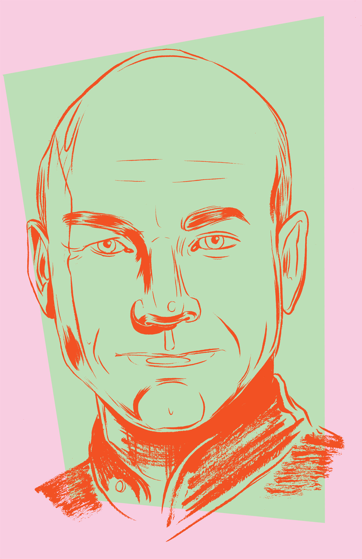 Captain Picard!  And now I sleep. More captains tomorrow…