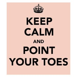 tkelyn:  cheerleading | Tumblr   As long as you keep your toes pointed everything is amazing!