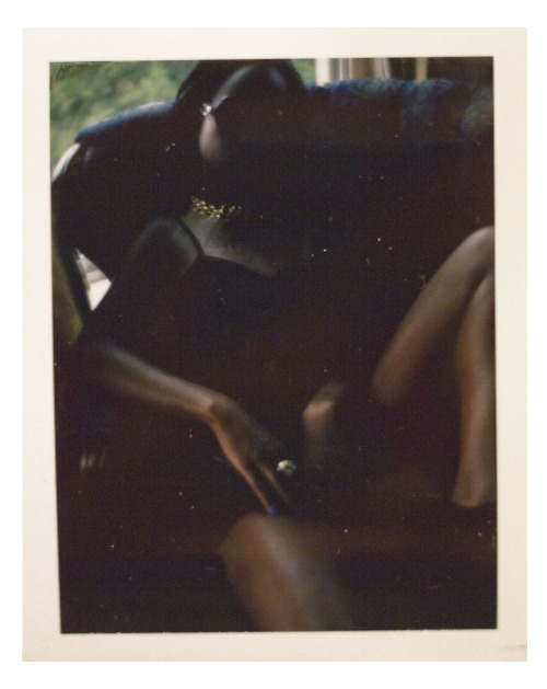 Sin. [preview] inspiration behind this image.  Polaroid. 2012