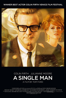 "#95- ""A Single Man"" - Tom Ford I think somewhere between the heavy eye makeup and the bad spray tans Tom Ford forgot to tell us the name of the perfume that he was selling. 3.5/5"