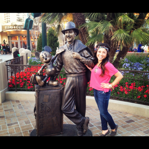 Loves of my life: Mickey Mouse & Walt Disney. ♥