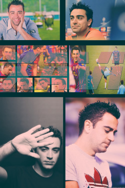 Xavi ♥ Best Mid-Fielder .
