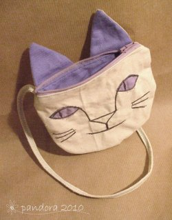 Cat Bag/Purse