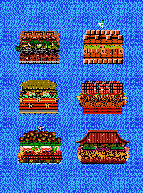 Pixelburgers and Spritewiches by Mitch Loidolt