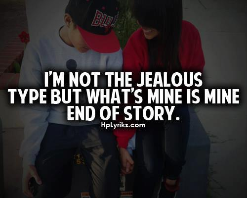 thediaryforeyestosee:  Ha yeahhh.. I sometimes get jealous. So far he's given me no reason to though, so we're good.