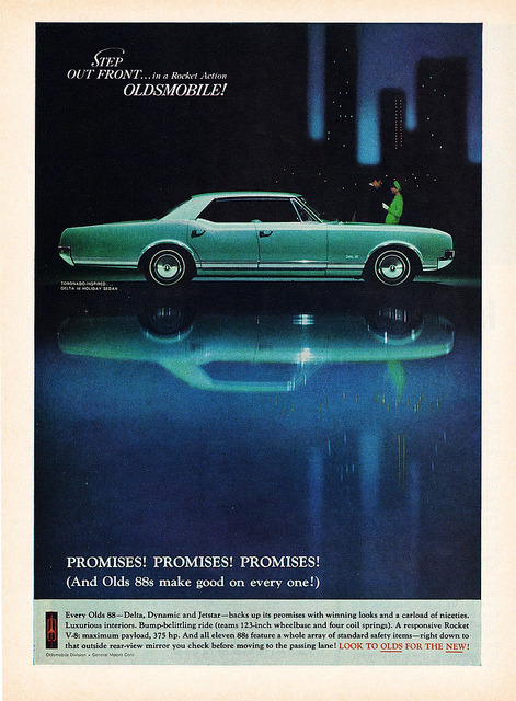 1966 Oldsmobile Delta 88 Holiday Sedan by aldenjewell on Flickr.1966 Oldsmobile Delta 88 Holiday Sedan