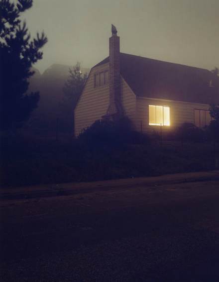 day-party:  Houses at Night, Todd Hido