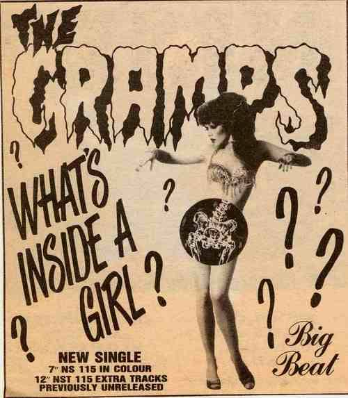 My favourite Cramps tune.