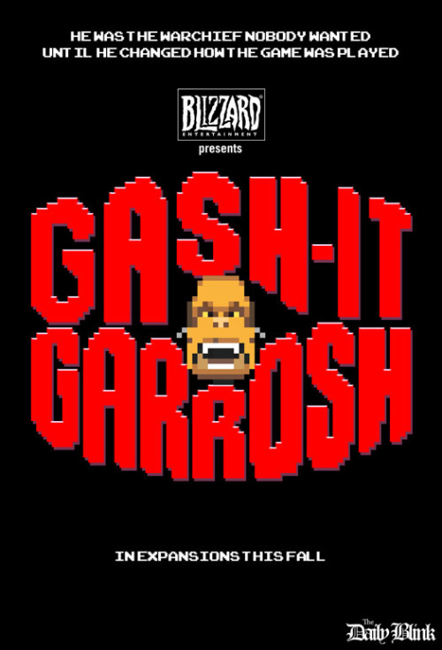 Gash-It Garrosh