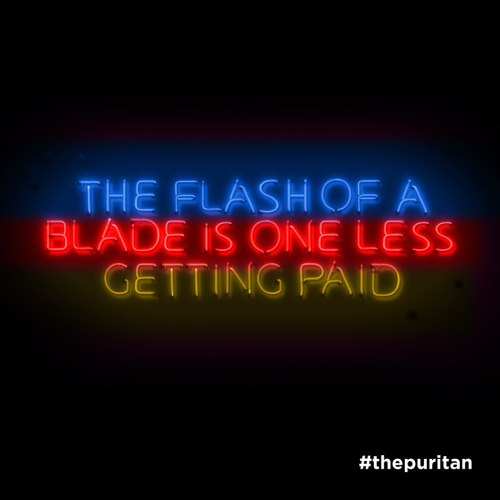 officialblur:  #Blur #ThePuritan / @blurofficial / 7.15pm / 2nd July