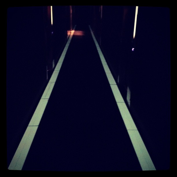 Runway (Taken with Instagram at Hotel Omm Barcelona)