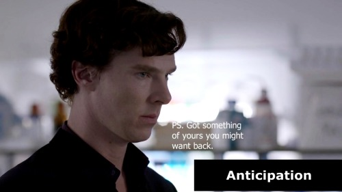 Analysing Benedict in over 200 pics -> The chemistry of feelings  Sherlock -The Reichenbach Fall. Come and play
