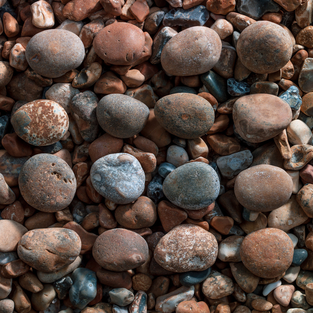 SUBMISSION: Pebbles on Brighton beach, UK.