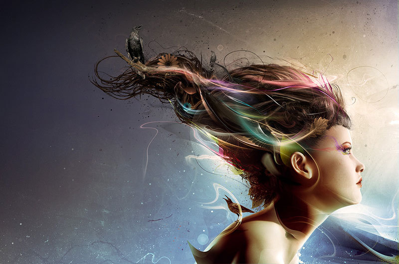Digital art selected for the Daily Inspiration #1167