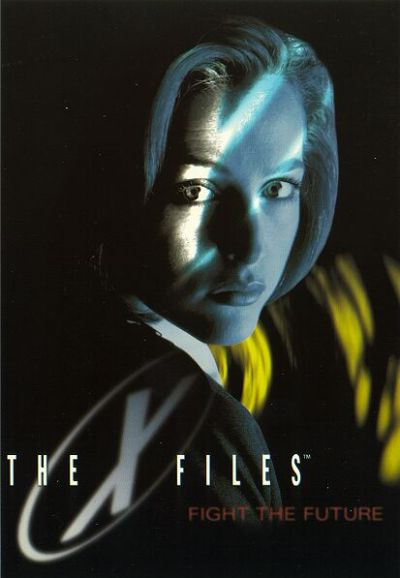 More Scully! Fight the Future!