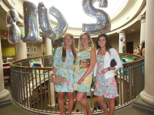 #NationalWearYourLillyDay Photo Credit: ACB