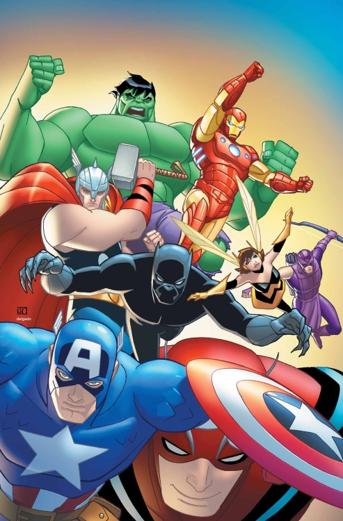 """The Avengers: Earth's Mightiest Heroes"" Issue #3 Talkback (Spoilers)http://www.toonzone.net/forums/showthread.php?295834-quot-The-Avengers-Earth-s-Mightiest-Heroes-quot-Issue-3-Talkback-%28Spoilers%29"
