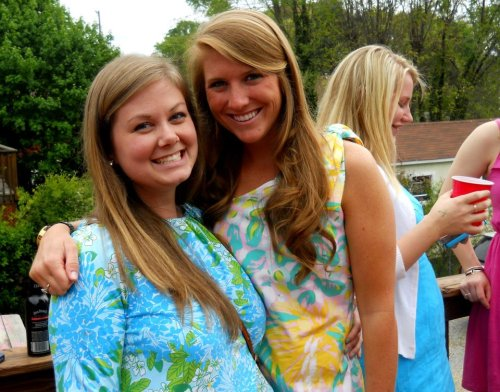 #NationalWearYourLillyDay Photo Credit: BDG