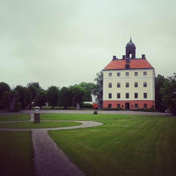 Haunted castle of engsö, Västerås (Taken with Instagram)