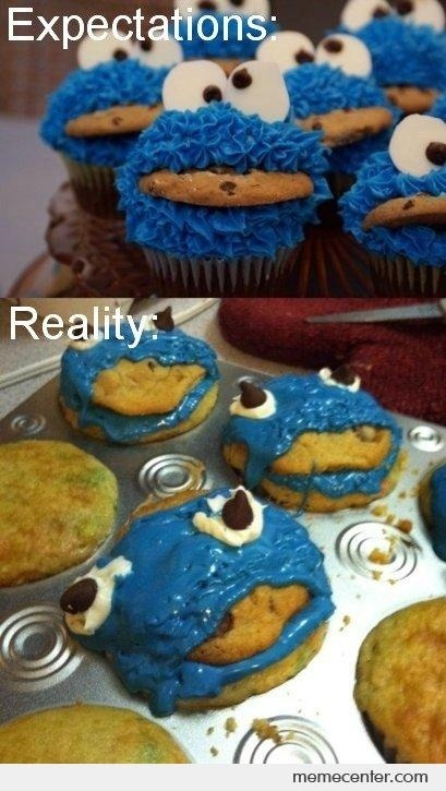 icantbelieveitsalawblog:  Every baking project I have ever attempted :(