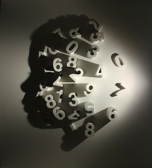 Incredible Light and Shadow Art by Kumi Yamashita |  These are really amazing pieces.