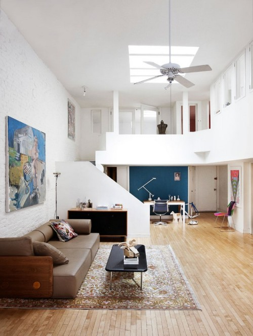 A amazing loft in TribecaHappy Wednesday! Check out this great loft in Tribeca, New York where the danish designer Søren Rose Kjær lives with his family. More info and pictures!