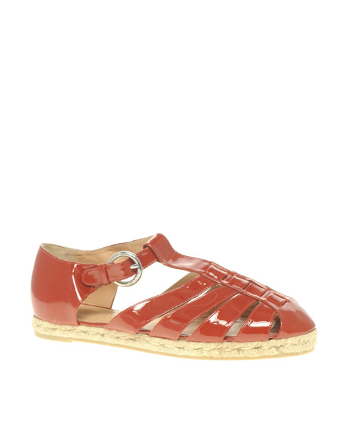 Sonia by Sonia Rykiel Meduse Flat ShoesMore photos & another fashion brands: bit.ly/Jh0vAv