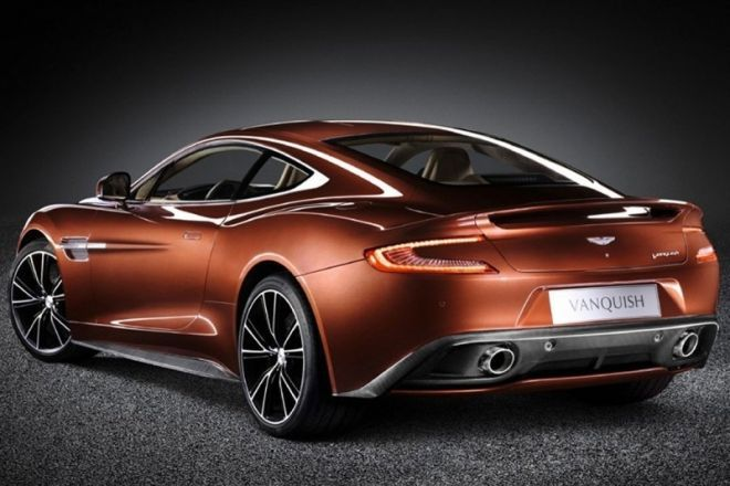 The new Aston Martin. Only $300,000, but—y'know—someday IT WILL BE MINE.