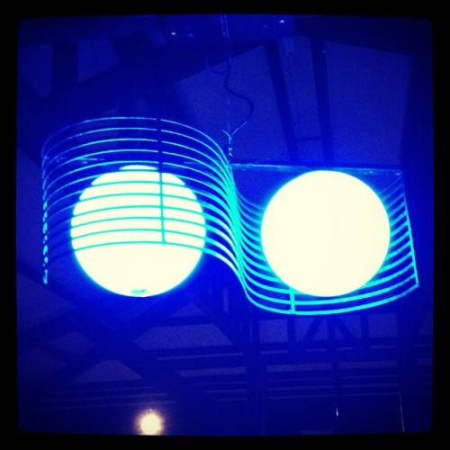 Blue Balls (Taken with Instagram)