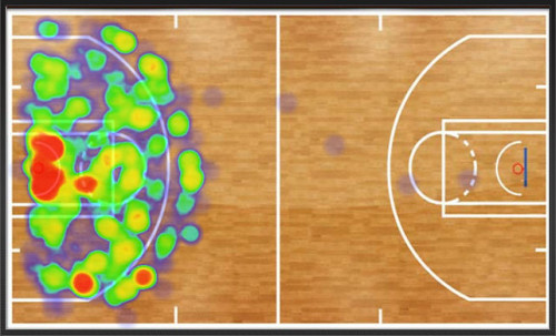 (via Moneyball 2.0: How Missile Tracking Cameras Are Remaking The NBA | Co.Design: business innovation design)